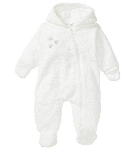 Fleece-Overall